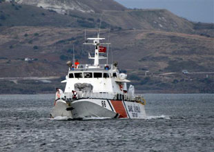 Sahil Güvenlik ekipleri 56 kaçak göçmen daha kurtardı