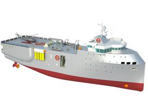 İlk yerli sismik gemisi, Mart'ta denize iniyor