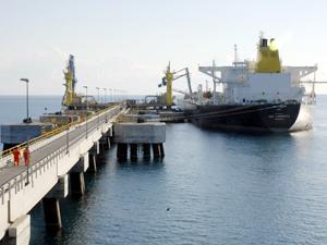 Ceyhan'a ocak ayında 2.5 milyon ton petrol aktı