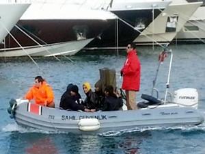 Ege Denizi'nde iki ayda 558 kaçak göçmen yakalandı