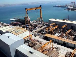 Norveç, Türkiye'de 5 yeni feribot inşa ettiriyor