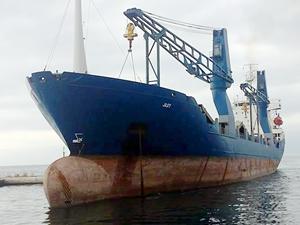 M/V JASY isimli genel kargo gemisi, sökülmek amacıyla Aliağa'ya satıldı