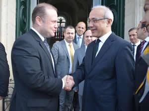 Türkiye ile Malta arasında denizcilik anlaşması imzalandı