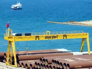 Asyaport  Limanı bu yıl hizmete girecek