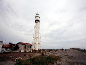 Bafra deniz fenerinin dünyada sadece üç örneği var