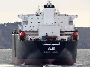Çanakkale'de boğaz geçişisine LNG tankeri engeli