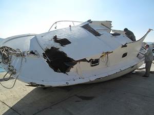 Rumeli Feneri açıklarındaki tekne faciasında çarpıcı ayrıntı