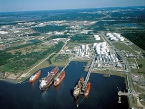 Houston Limanı 2014 yılında rekor sevkiyat açıkladı