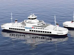 Norveçli FJORD1'den Ada Tersanesi'ne 2 adet feribot siparişi