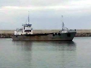 Kastamonu Doğanyurt Limanı'nda dip taraması yapılıyor