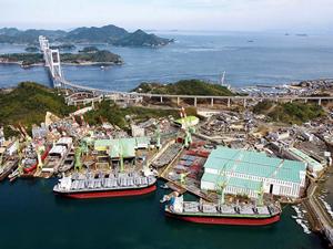 Japonya'nın Imabari Tersanesi'nden 11 gemilik anlaşma