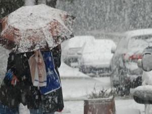 Meteoroloji'dan İstanbul'da yoğun kar yağışı uyarısı!