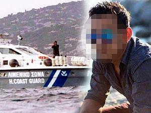 Yunanistan Türk kaptanı gözaltına aldı