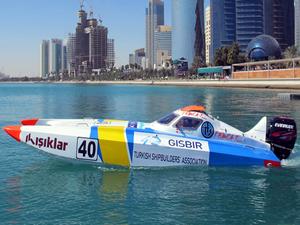 GİSBİR'in desteklediği Procat Marine Yarış Takımı Katar'da 4. oldu