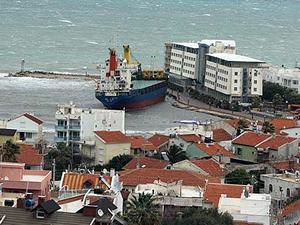 Gofer B gemisi yediemin atanmadığı için kurtarılamıyor