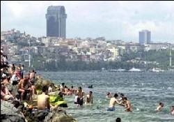 İstanbul'da denize girilecek noktalar