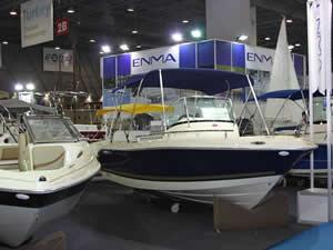 CNR Avrasya Boat Show'da tekne şovu başladı