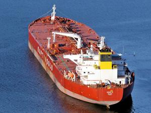 M/T ESER K isimli tanker, günlüğü 24 bin dolara kiralandı