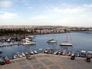 Rumlar Baf'a 122 yat kapasiteli marina yapıyor