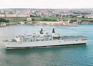 İran, Basra Körfezi'ne kurulacak İngiliz Deniz Üssü'nden rahatsız