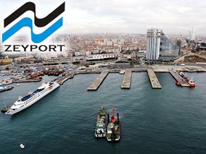 ZEYPORT Liman Alanı ve Geri Sahası İmar Planı'na, Bakanlıktan onay çıktı