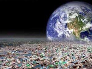 Okyanuslarda İstanbul'un yarısını kaplayacak kadar plastik var