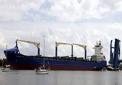 Arkas 16. gemisini teslim aldı