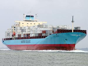 Maersk Line'den  Mısır'ı by-pass eden alternatif  hat