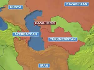 Hazar Denizi'ne kıyısı olan ülkeler Bakü'de toplandı