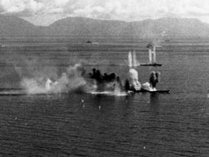 """Japon savaş gemisi """"Musashi""""nin enkazına ulaşıldı"""