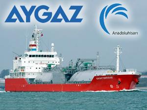 Aygaz, M/T KNIGHTSBRIDGE isimli LPG tankerini satın aldı
