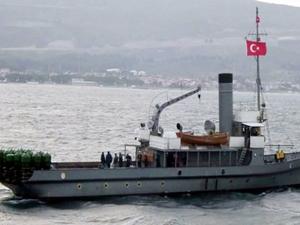 Nusret Mayın Gemisi Orduya demir atacak