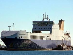 Alternative Taşımacılık yeni gemisi Fadiq'i filoya kattı