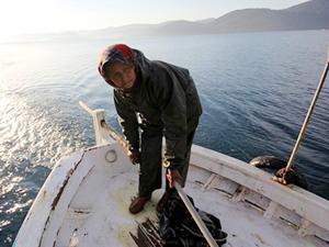 Gökova Körfezi'nin deniz sevdalısı balıkçı kadınları