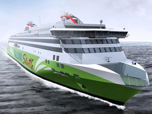 Tallink Group, 230 milyon Euro'ya 2 bin 800 yolcu kapasiteli Ro-Pax siparişi verdi
