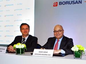 Borusan Mannesman ABD'de 152 milyon dolarlık ihale kazandı