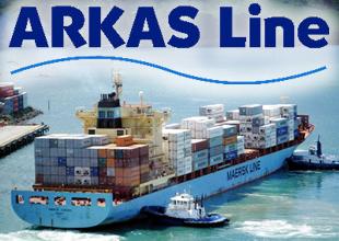 M/V MAERSK JURONG, 17 milyon dolara Arkas'a satıldı