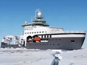Rolls-Royce ile Fincanteri yeni bir kutup araştırma gemisi için anlaşma imzaladı