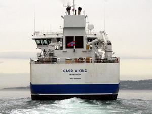 Sefine Tersanesi Norveç'e yaptığı  M3 canlı balık taşıma gemisini teslim etti