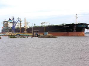 M/T EPHESOS isimli tanker, günlüğü 30 bin dolara TOTAL'e kiralandı