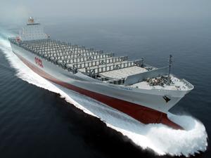 OOCL, 20 bin TEU kapasiteli 6 adet konteyner gemi siparişi verdi