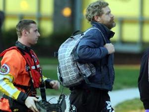 İki ay evvel denizde kaybolan denizci sağ bulundu