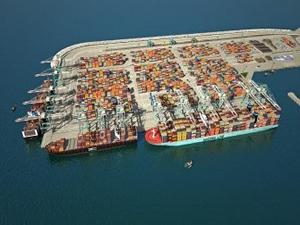 İsrail'in Ashdod Limanı'nın yeni işletmecisi Hollandalılar oldu
