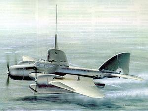 ABD Donanması 'Uçan denizaltı' geliştiriyor