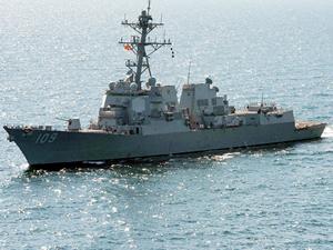 ABD destroyeri USS Jason Dunham, Odessa limanını da ziyaret edecek
