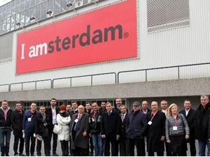 ALTO, Hollanda ve Belçika'da liman ve lojistik üsleri inceledi