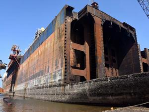 Gemi Geri Dönüşüm Sanayicileri Derneği Başkanı Adem Şimşek, KUITO tartışmalarına son noktayı koydu