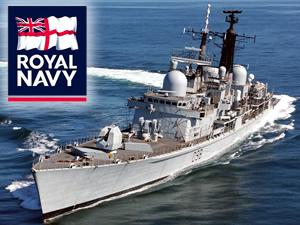 İngiliz Kraliyet Donanması envanterinden düşürülen destroyerler, Aliağa'da sökülecek