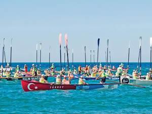 Çanakkale'de 100. Yılda 100 Tekne' etkinliği düzenlendi