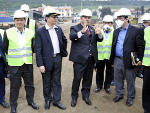 Vietnam Heyeti, Türk Gemi Geri Dönüşüm sektörünü yerinde inceledi